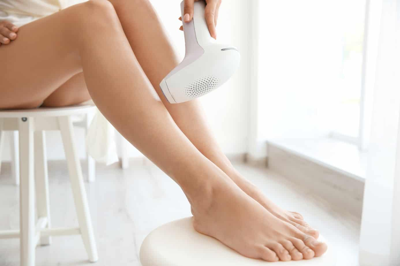 laser hair removal home