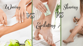 Epilating vs Waxing vs Shaving – Which Is Better?
