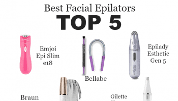 top epilators for face