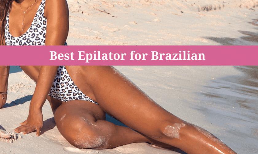 brazilian epilator
