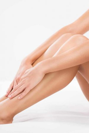 get smoother legs