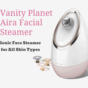 Vanity Planet Aira Ionic Face Steamer