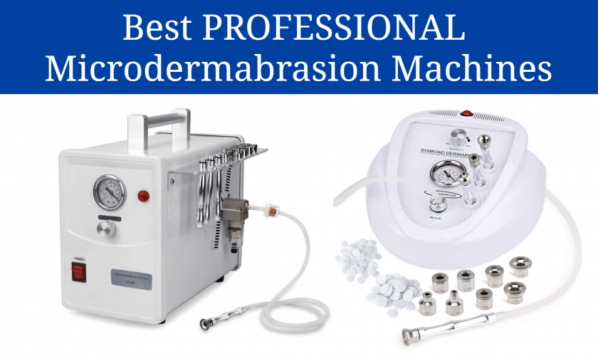professional microdermabrasion